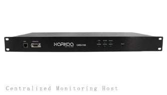 Centralized Monitoring Host